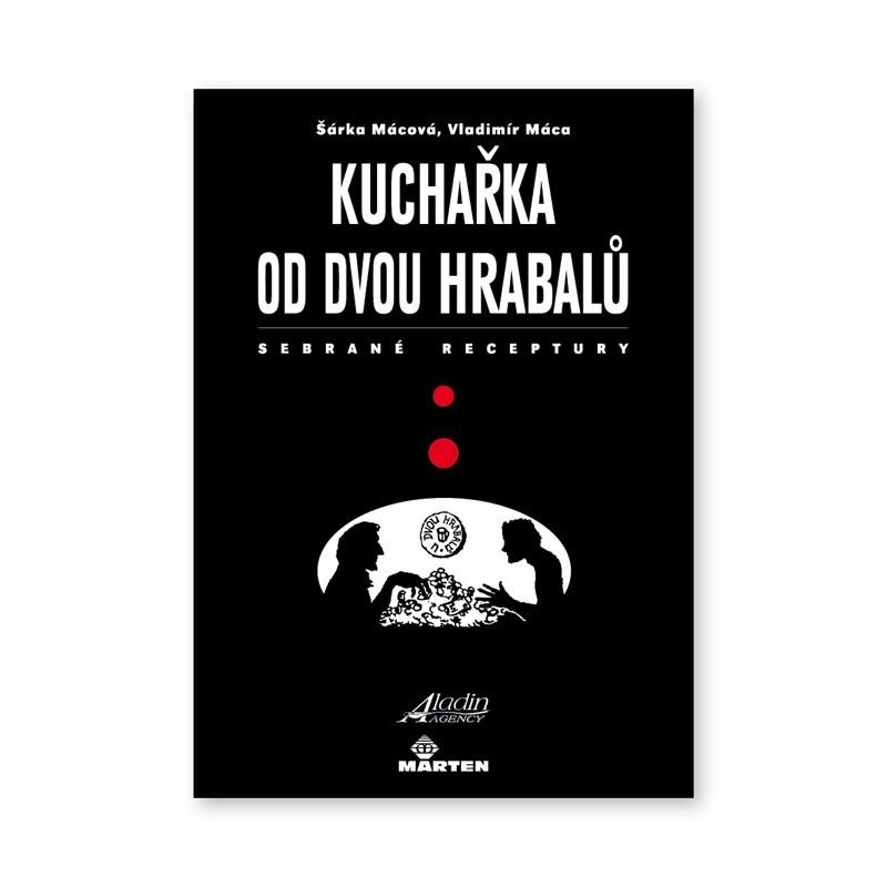 Kucharka od dvou Hrabalu - titul