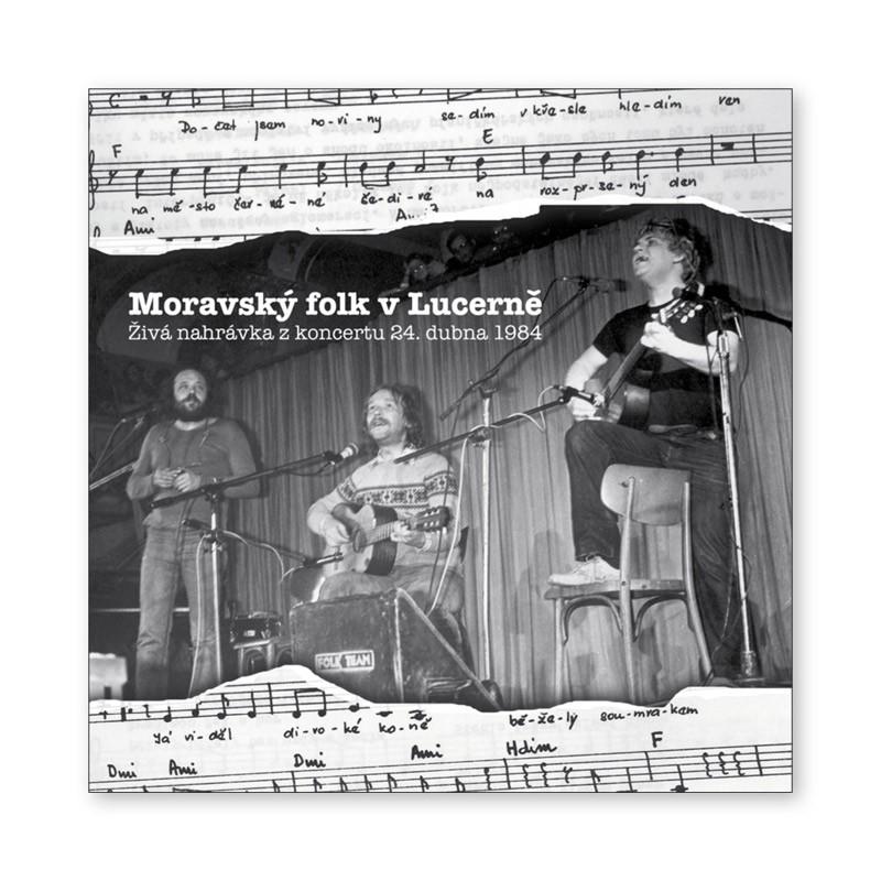 Moravský folk - titul
