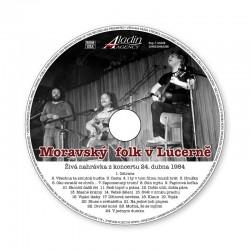 Moravský folk - CD